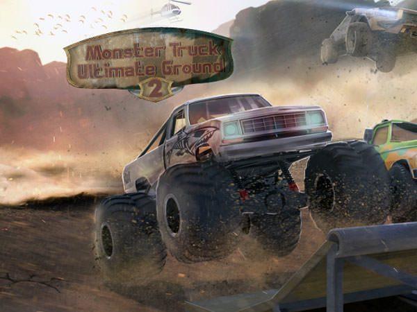 MonsterTruck Ultimate Ground 2