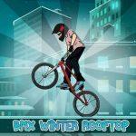 BMX Winter Rooftop
